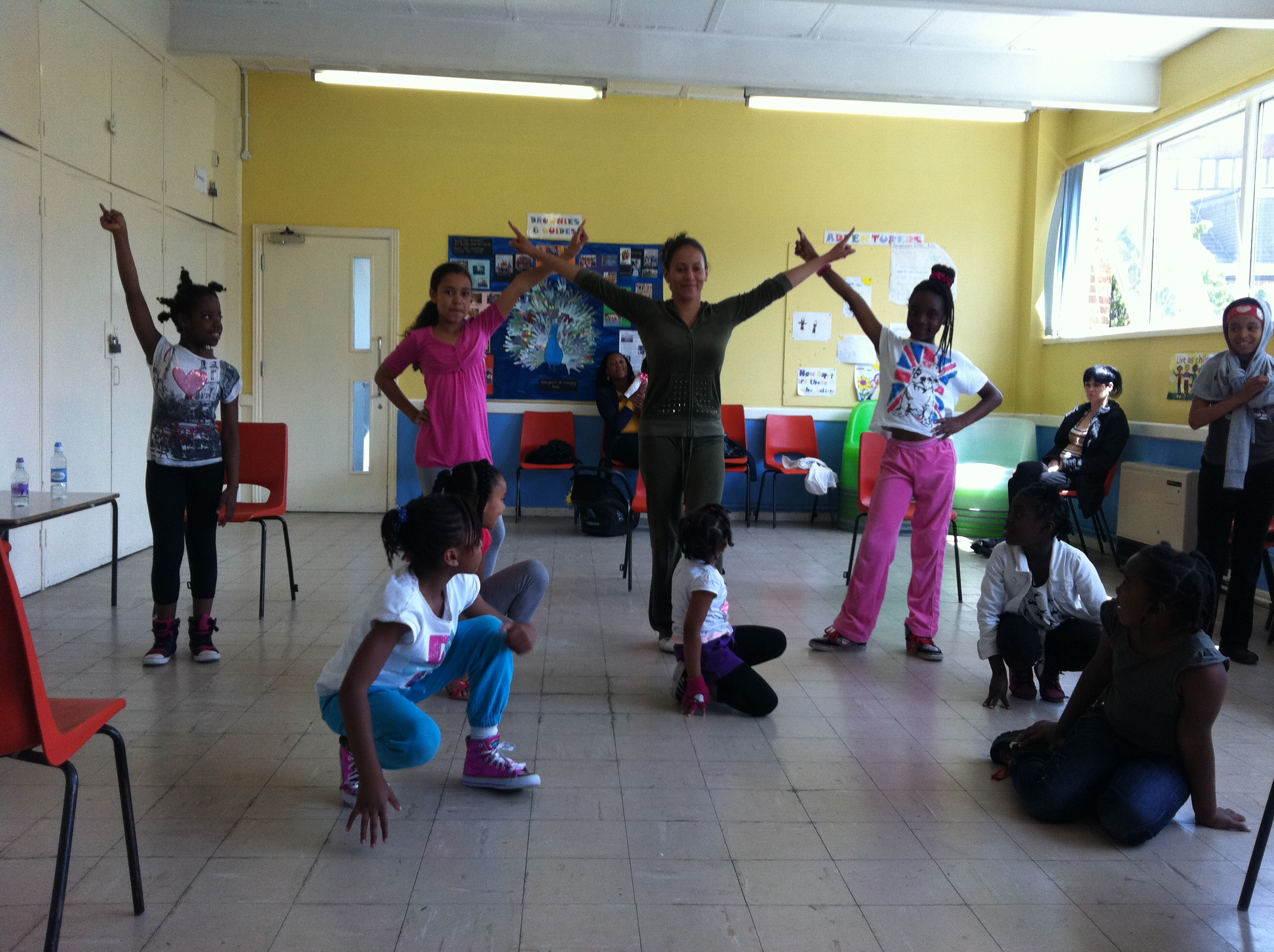 At the dance school 2